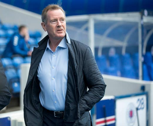 King plans to continue as Rangers chairman