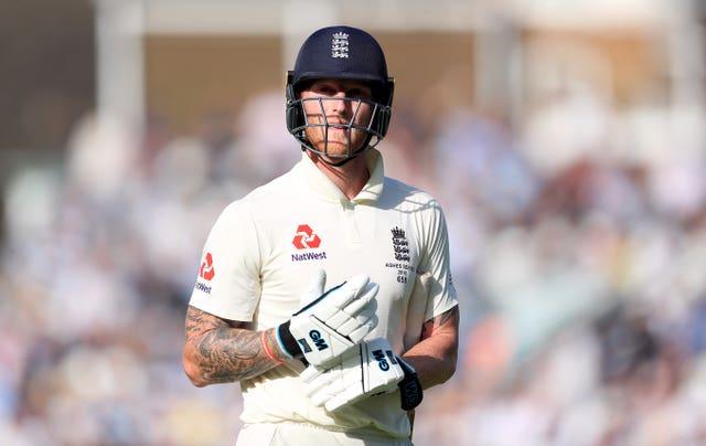 Ben Stokes struck a quickfire 43 for England