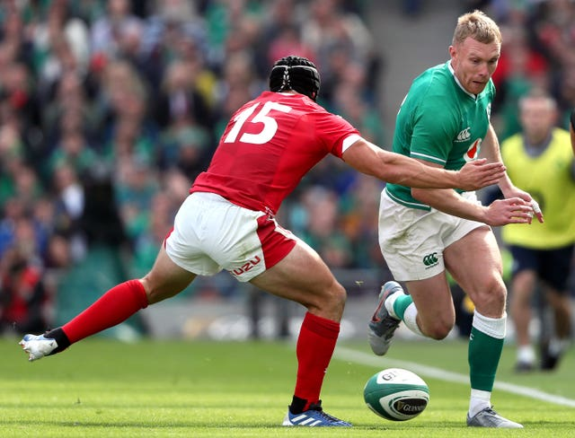 Ireland v Wales – Guinness Summer Series – Aviva Stadium