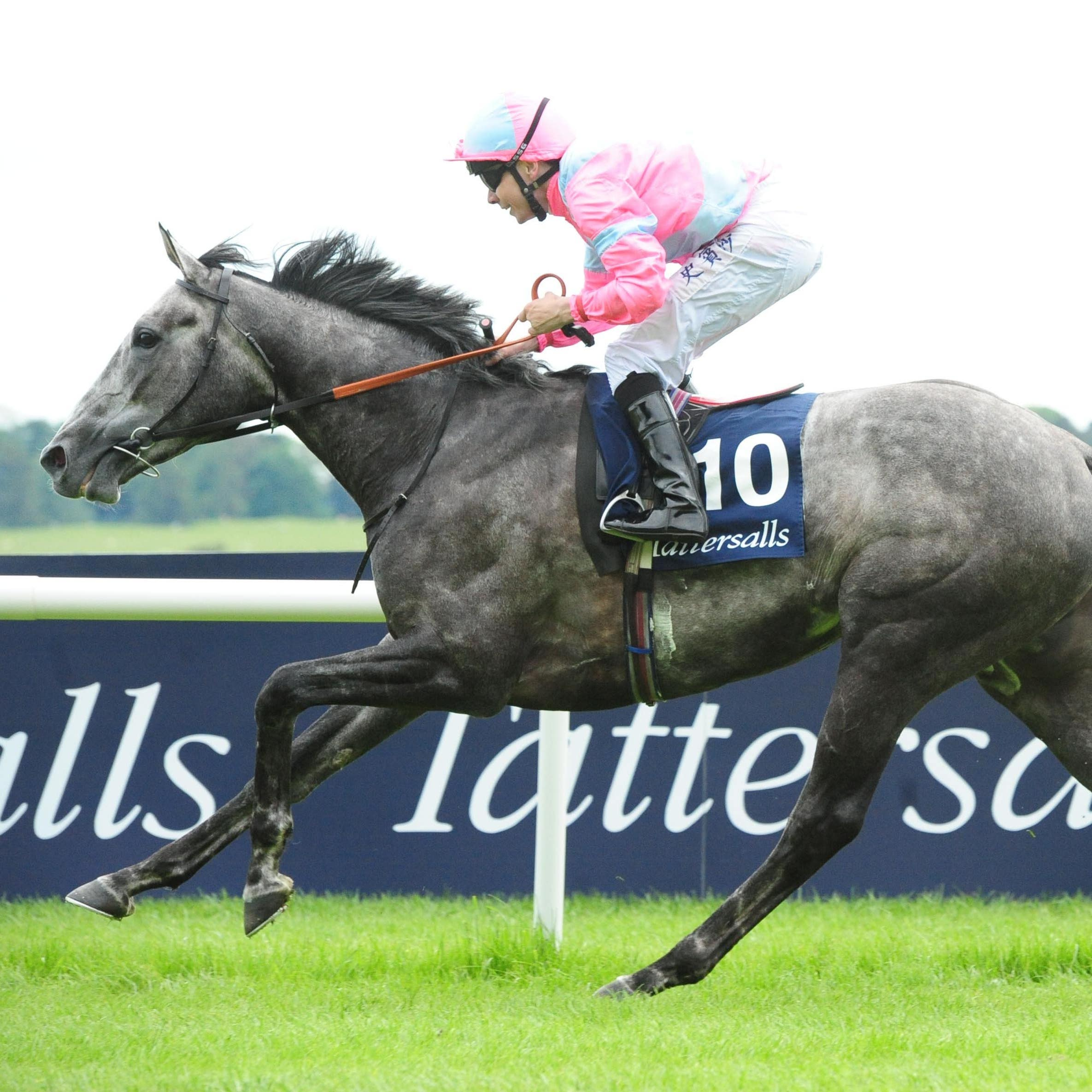 Phoenix of Spain strides clear in the Irish 2,000 Guineas