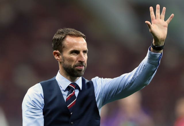 Gareth Southgate led England to the World Cup semi-finals