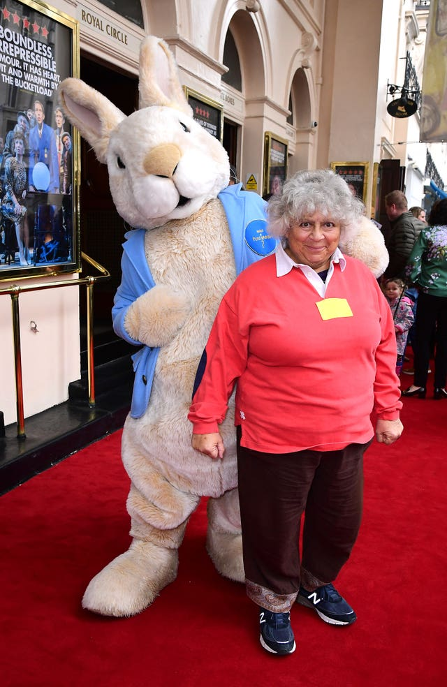 Where Is Peter Rabbit Gala Performance – London
