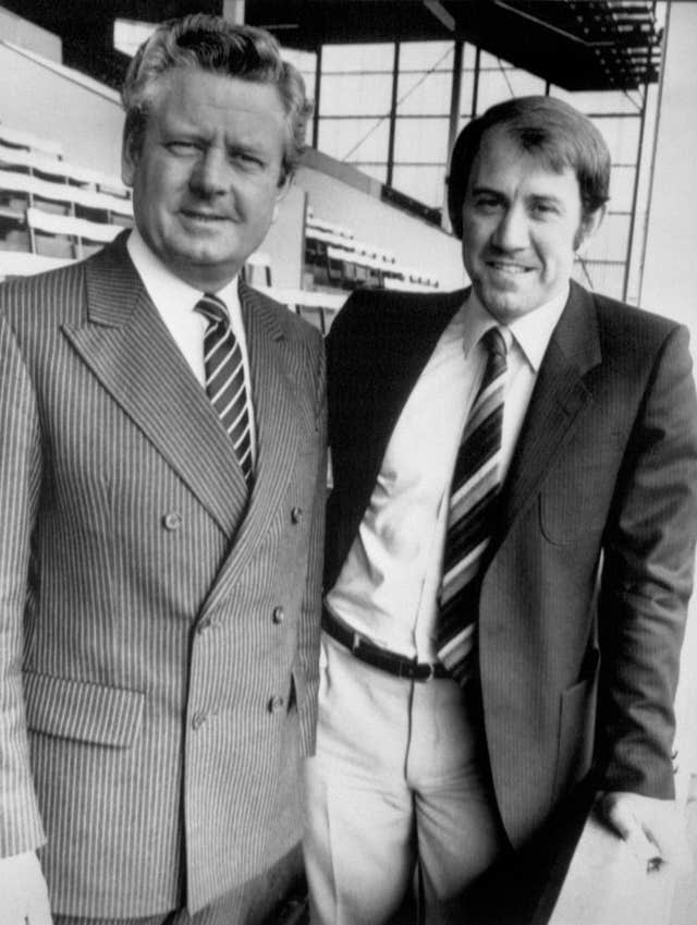 Soccer – Football League Division One – Howard Kendall Appointed Everton Manager – Goodison Park