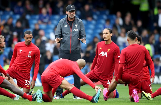 Jurgen Klopp believes the character of his players has been key to their success