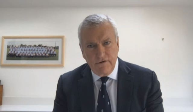 Sweeney was giving evidence at a DCMS committee hearing