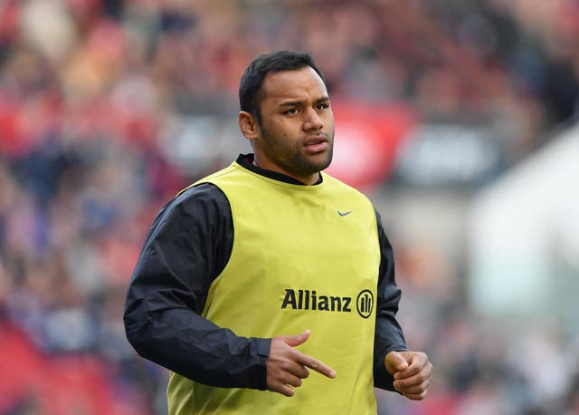 Billy Vunipola was booed during Saracens' clash with Bristol