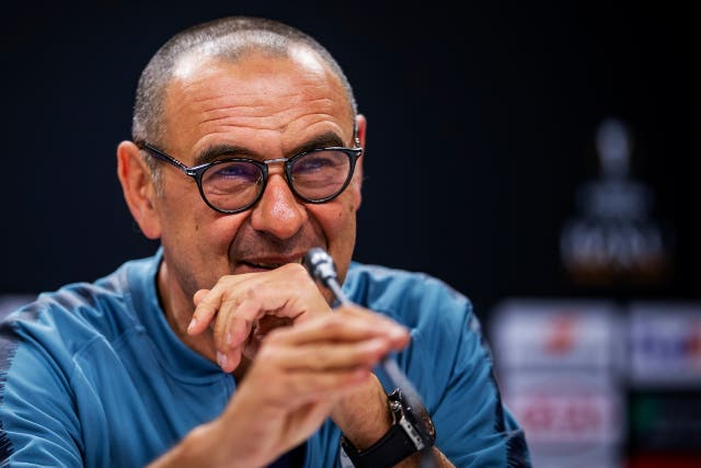 Maurizio Sarri's squad have agreed to a pay cut