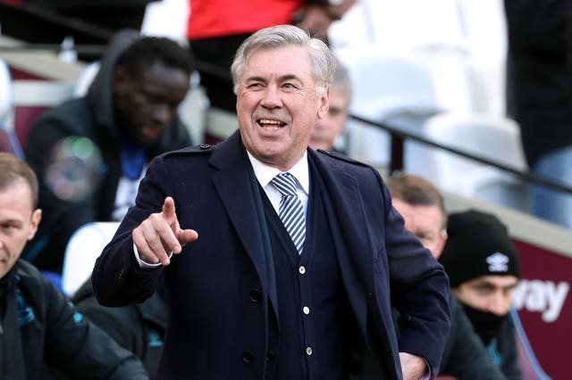 Everton are still finding their feet under manager Carlo Ancelotti