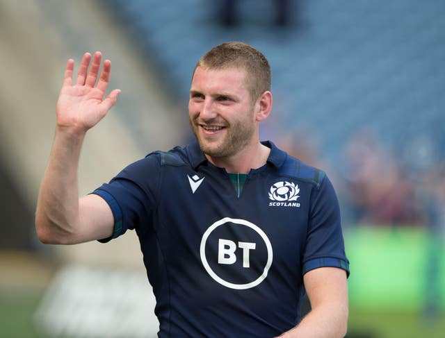 Finn Russell's removal from the squad has disrupted Scotland's build-up