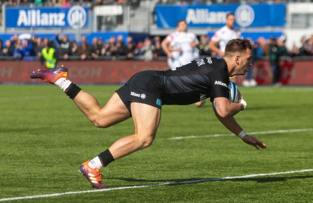Result: Saracens ease past Exeter Chiefs in top-of-the-table
