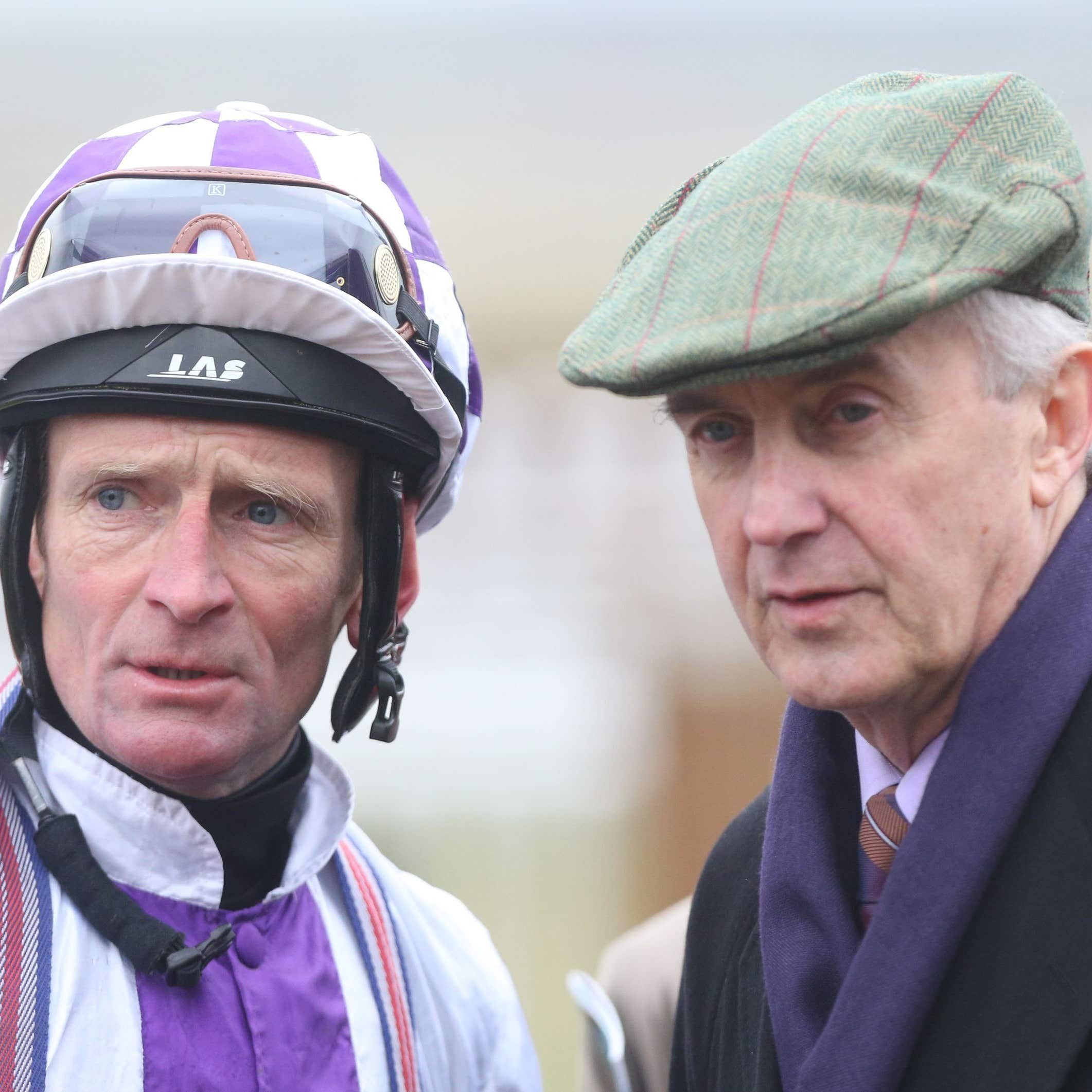Kevin Manning and Jim Bolger took the feature at Leopardstown with Twilight Payment