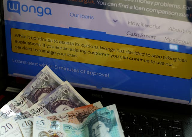 Administrators for Wonga said claimants will get 5% of the total owed