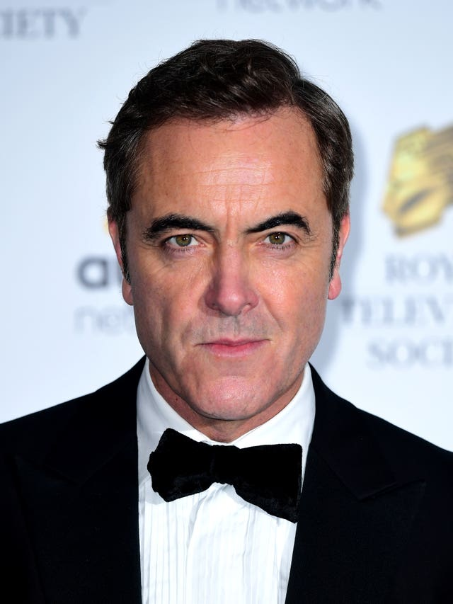 James Nesbitt will also be sitting for a portrait