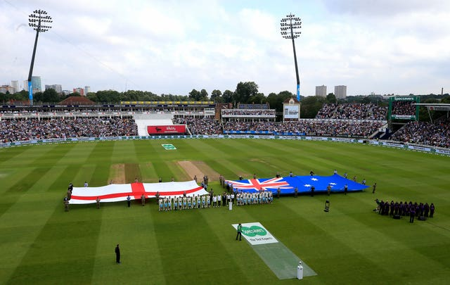 The series kicked off at Edgbaston on August 1