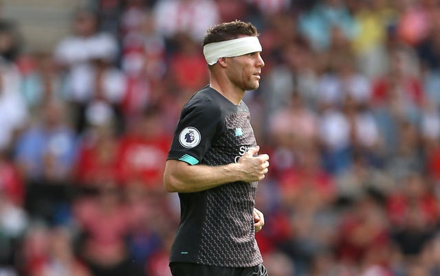 Liverpool want James Milner to stay