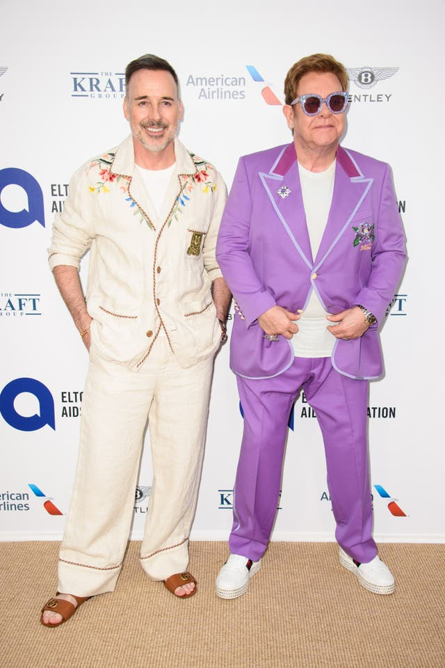 Elton John Aids Foundation – A Midsummer Party – Antibes