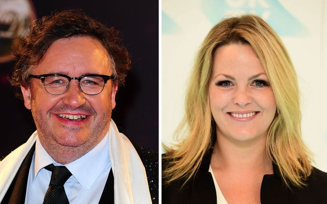 Mark Benton and Jo Joyner star in detective drama Shakespeare & Hathaway: Private Investigators