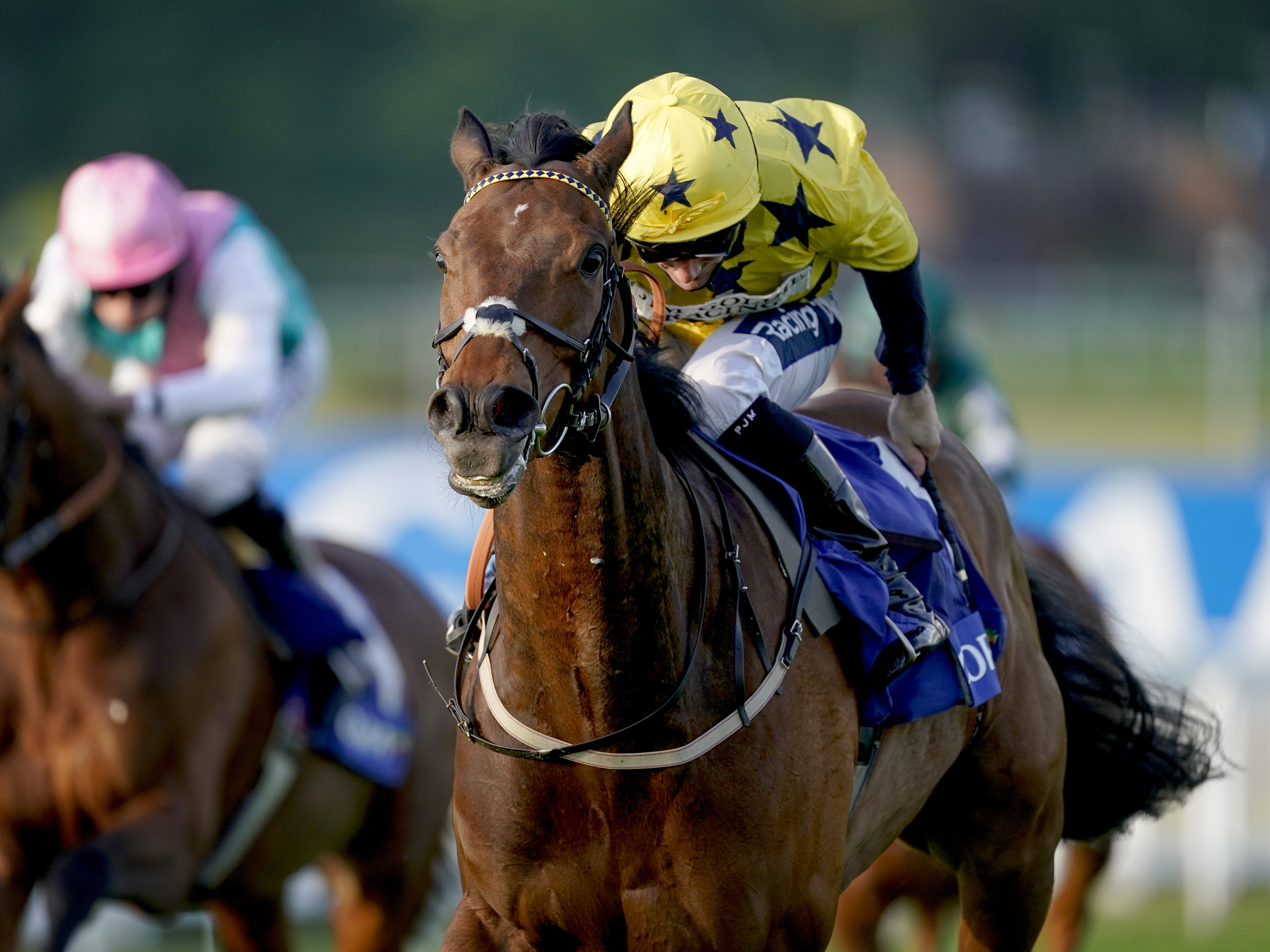 Euchen Glen could make a quick reappearance at Haydock (Alan Crowhurst/PA)