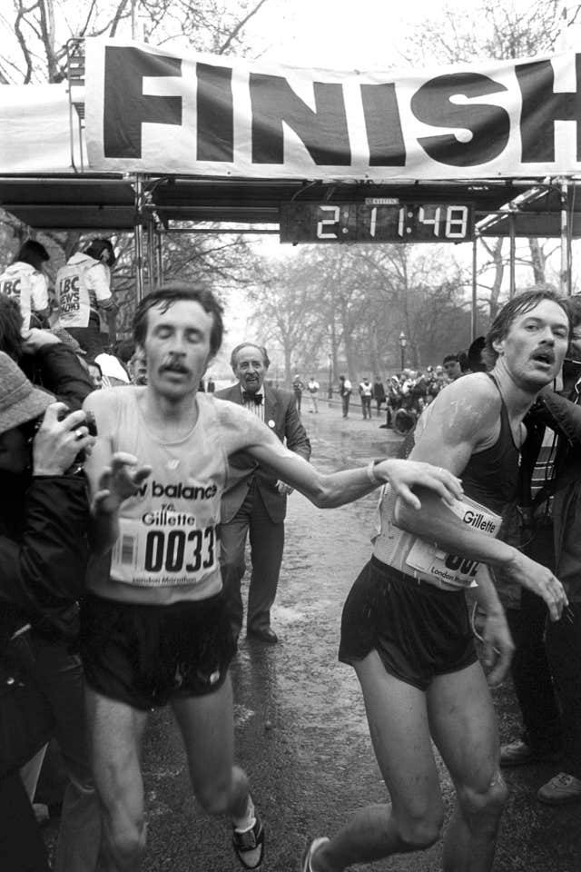 Athletics – The 1981 Gillette London Marathon – Constitution Hill
