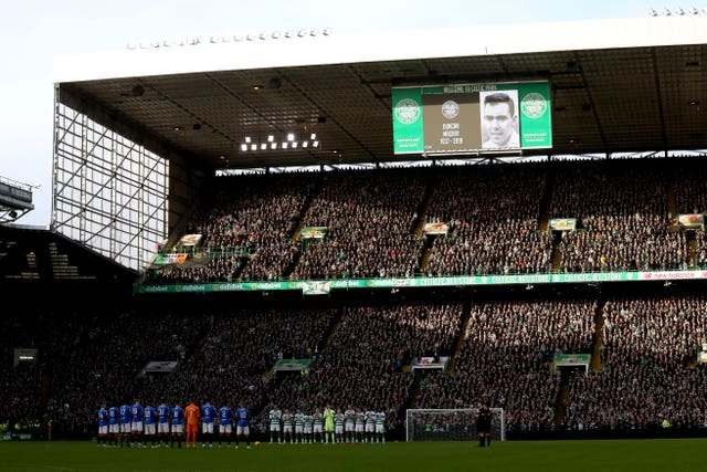 Scottish clubs are heavily reliant on gate receipts