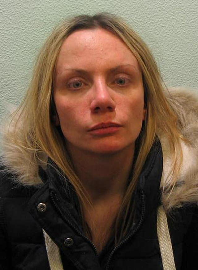 Jennie Gray who took her case to the Court of Appeal (Met Police/PA)