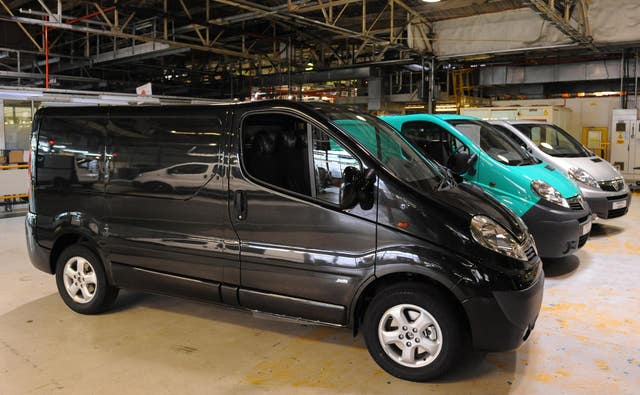 Vauxhall to build van in Luton