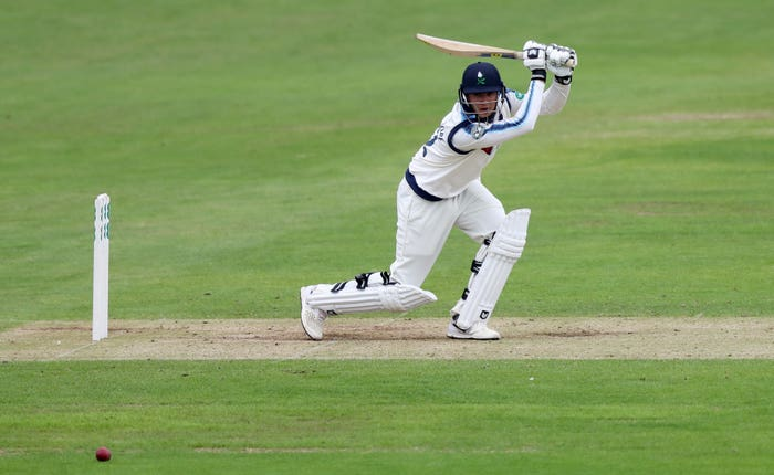 Yorkshire v Somerset – Specsavers County Championship – Division One – Day Two – North Marine Road