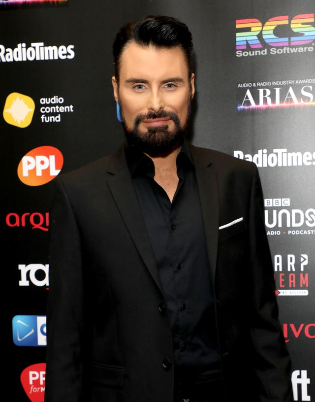 Rylan Clark-Neal is taking part in the BBC's Eurovision programming