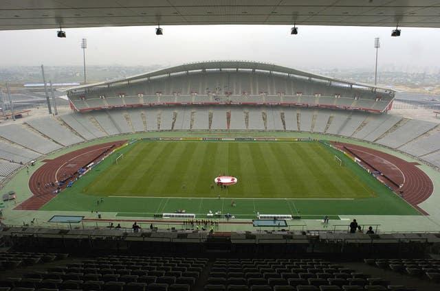 The Ataturk Stadium will host the 2020 Champions League final