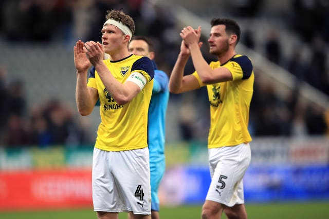 Newcastle United v Oxford United – FA Cup – Fourth Round – St James' Park