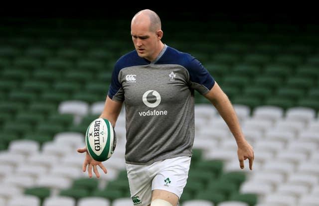 Devin Toner will start for Ireland
