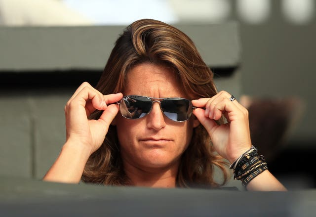 Amelie Mauresmo has helped Lucas Pouille develop his game