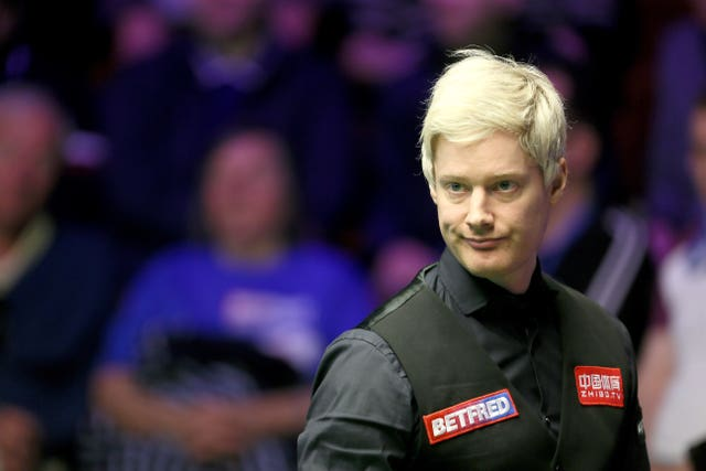 2019 Betfred Snooker World Championship – Day Twelve – The Crucible