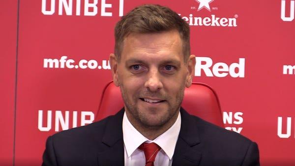 Woodgate's Boro to kick off EFL season at Luton as fixtures announced