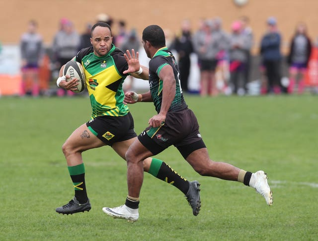 The Jamaican sevens