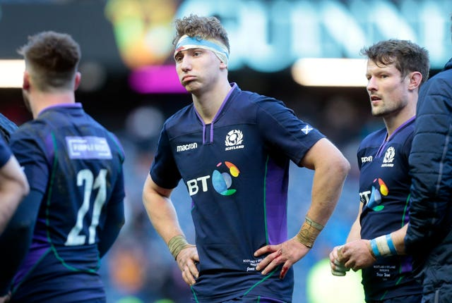 Jamie Ritchie comes into Scotland's line-up