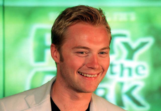 Party in Park Ronan Keating