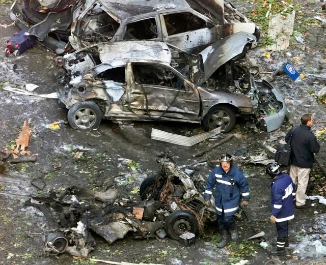 Madrid car bombing