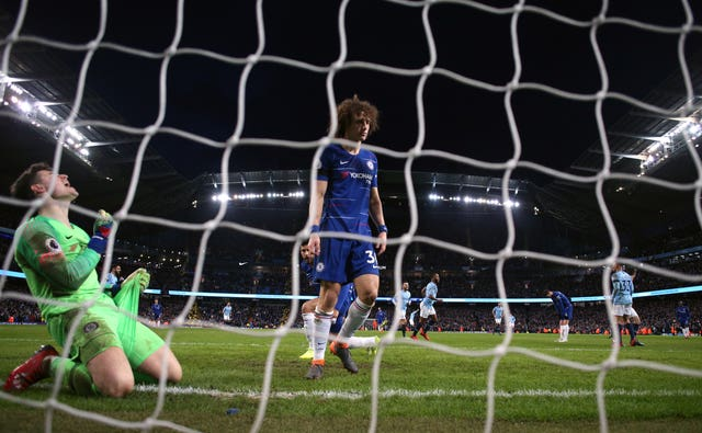 Manchester City thrashed Chelsea 6-0 when they met earlier this month