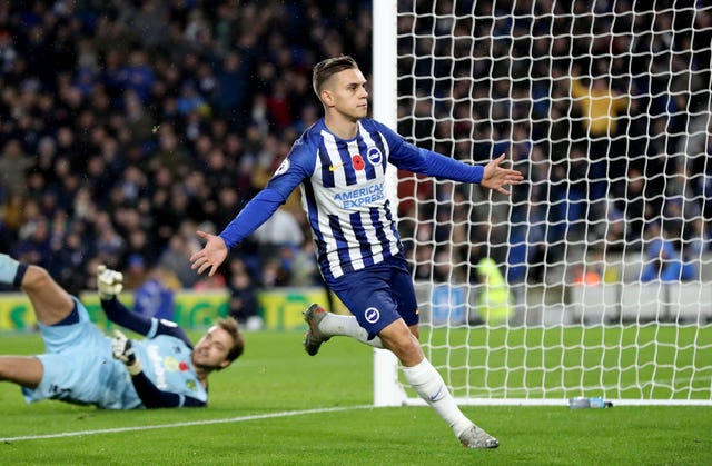 Brighton and Hove Albion v Norwich City – Premier League – Amex Stadium