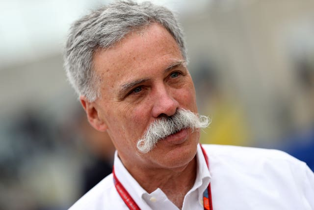 F1 chief executive Chase Carey is hopeful of starting the season in Austria