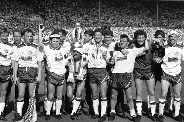 Soccer – Sherpa Van Trophy Final – Bolton Wanderers v Torquay United – Wembley