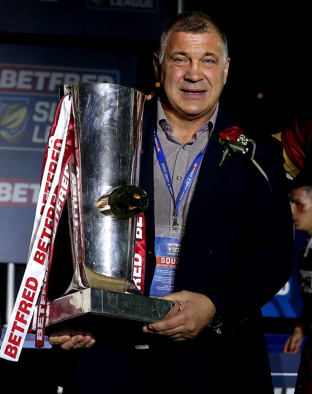 Shaun Wane ends his Wigan career with yet more silverware