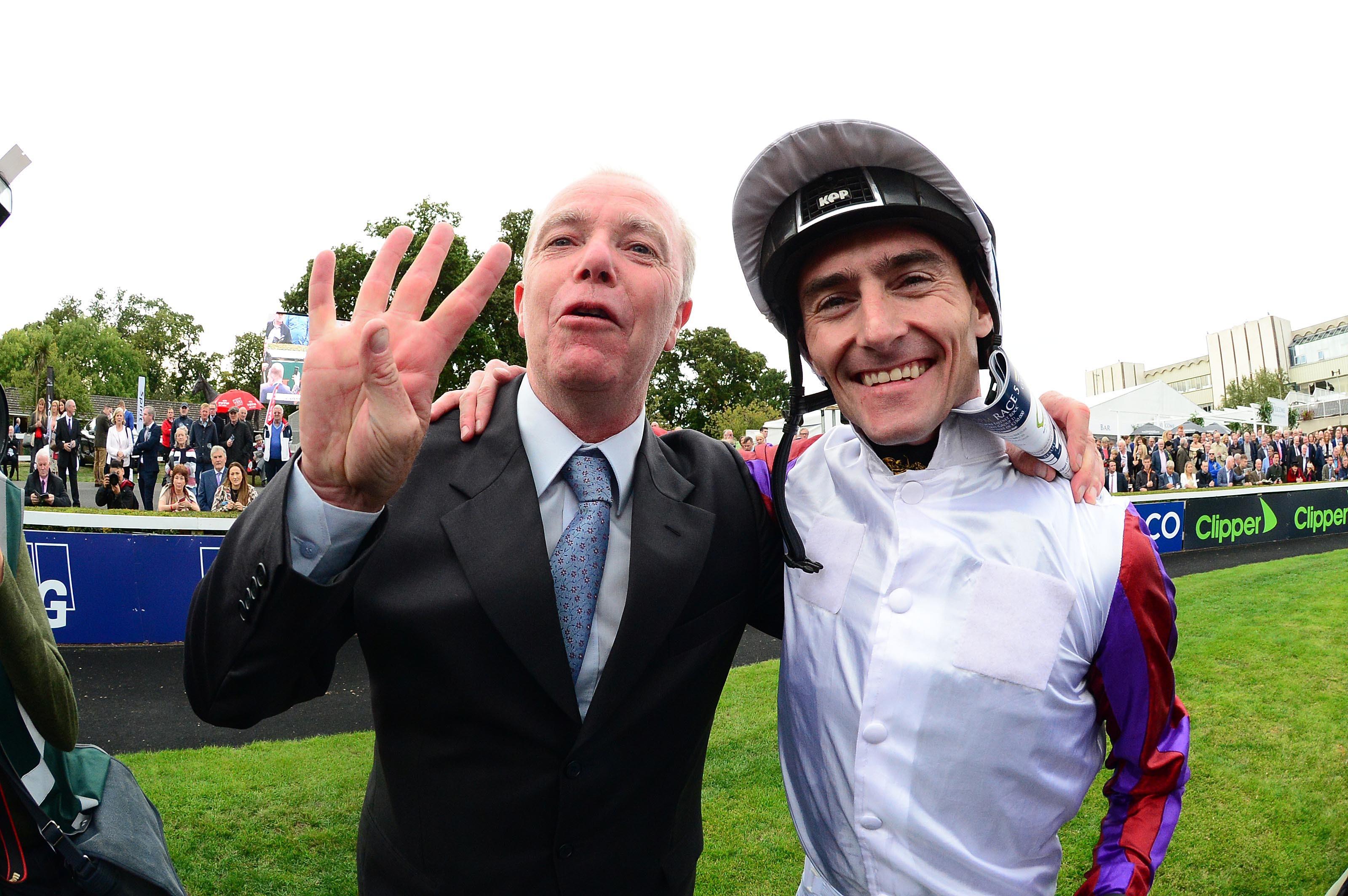 2018 Longines Irish Champions Weekend – Leopardstown Racecourse