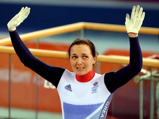 Olympics – Victoria Pendleton File Photo