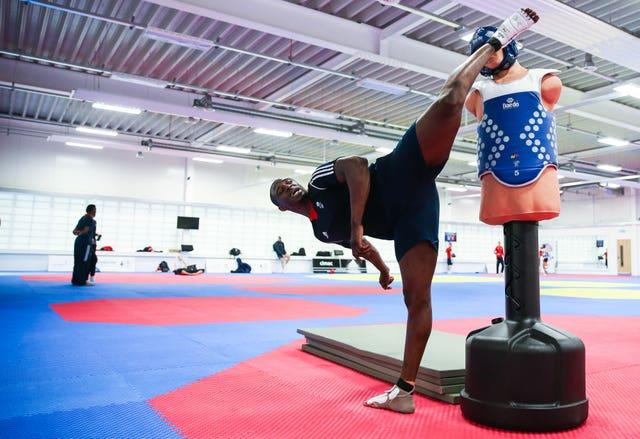 TeamGB Olympic Taekwondo Team Announcement – National Taekwondo Centre