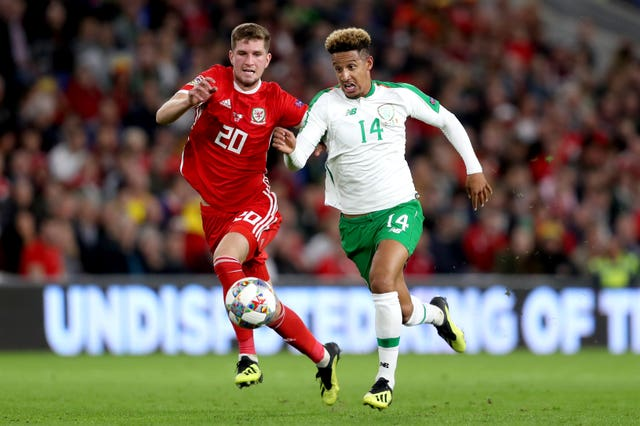 Wales v Republic of Ireland – UEFA Nations League – League B – Group 4 – Cardiff City Stadium