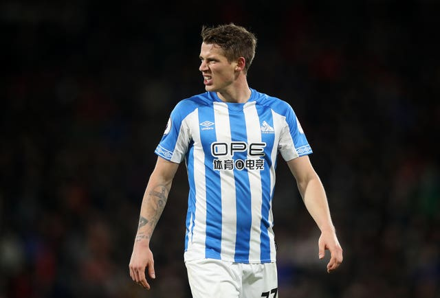 Former Huddersfield defender Erik Durm is now at Eintracht Frankfurt