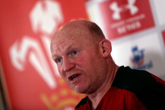 Rhys Patchell has been working with Neil Jenkins