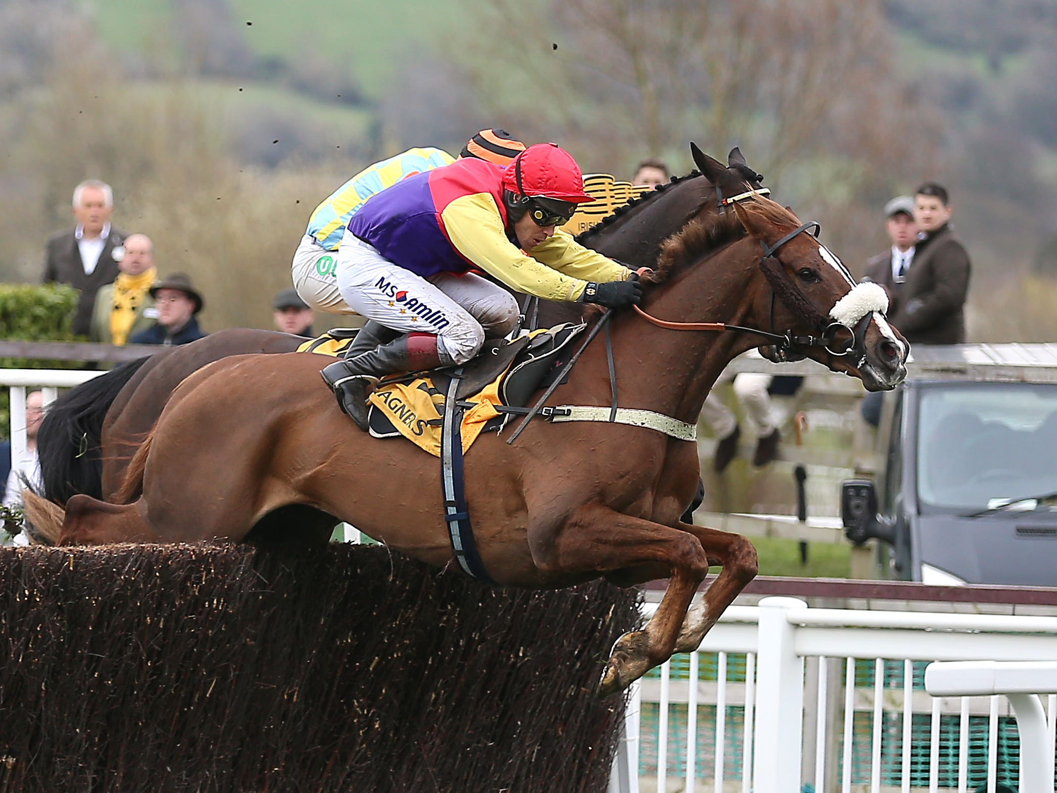 Native River could head to Aintree on Saturday (Nigel French/PA)